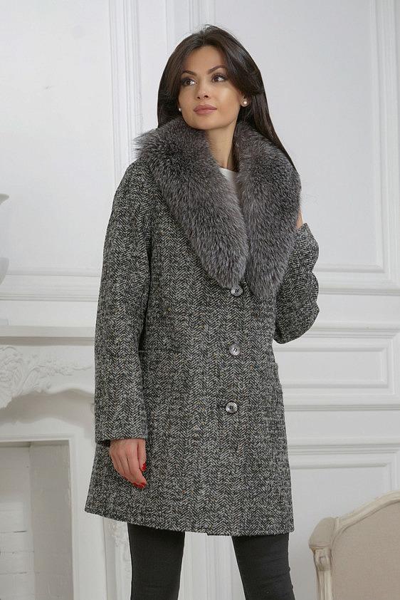 Пальто модель КП зима