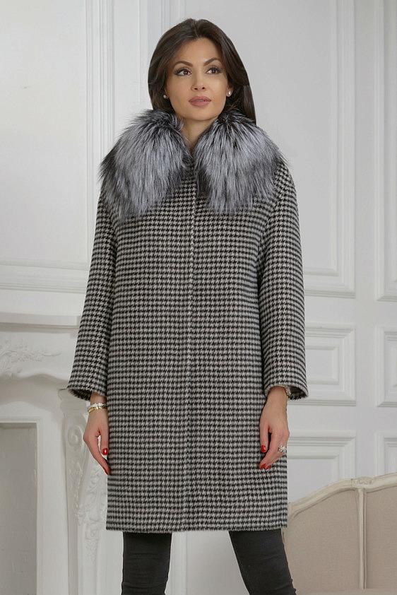 Пальто модель ПР зима